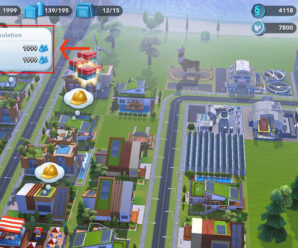SimCity BuildIt Cheats for Simoleons and SimCash